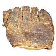 Don Liddle signature baseball glove mitt by Rawlings G150 Pro Design