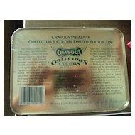 Collector's Color's Limited Edition Crayola Crayons