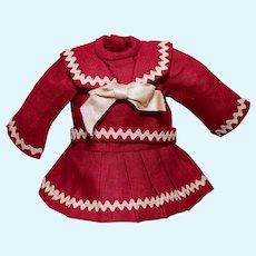 Petite Mariner's Doll Dress