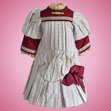 Sweet Cotton Doll Dress