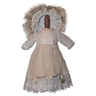 Sweet Crinoline Doll Dress