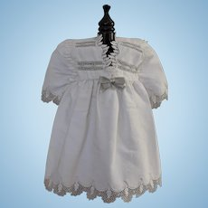 Sweet High-waisted Doll Dress
