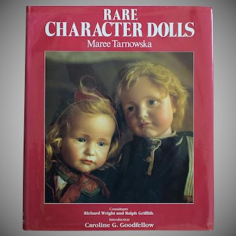 Book on Rare Character Dolls