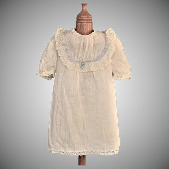 Original Chemise for an Antique Doll