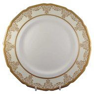 Gorgeous Royal Doulton Gold Encrusted Plates