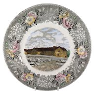 Fall River Store, Rocky Mountain National Park, Souvenir Plate