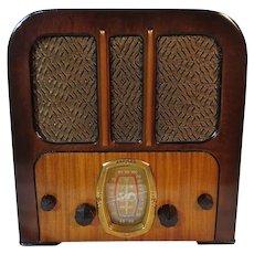 Crosley Model  516 Mini Tombstone (1936) Tube Radio