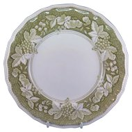 Somerset by Kensington Staffords Dinner Plate, Ironstone England