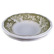 Somerset by Kensington Staffords Cereal Bowls (set of 2), Ironstone England