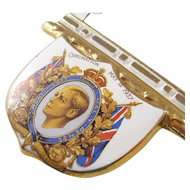 Unusual Edward VIII Royal Coronation Ashtray - 1937
