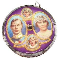Souvenir Tape Measure - 1937 British Royal Coronation