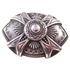 Victorian Aesthetic Brooch - Steampunk