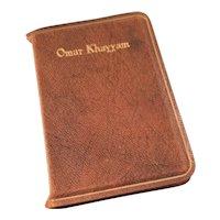 Miniature Book - Omar Khayyam, 1924