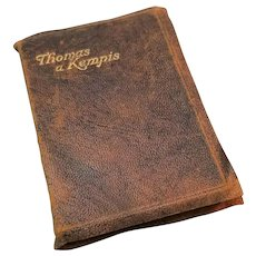 Miniature Book - Sayings from The Imitation of Christ