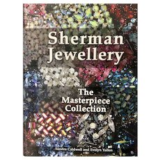 SHERMAN JEWELLERY Masterpiece Collection Book-Sandra Caldwell & Evelyn Yallen