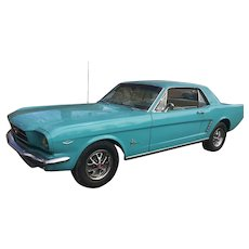 1965 1/2 Mustang