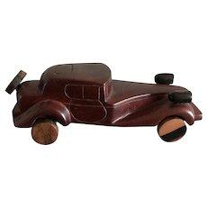 Italian Model car from the 1970's