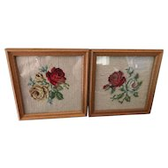 A Set of Cross-stitch Pictures