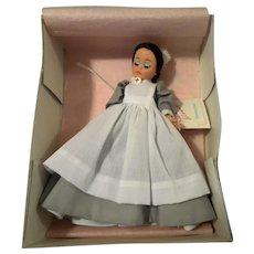 Wonderful Madame Alexander Potrettes Doll dressed as Clara Barton.