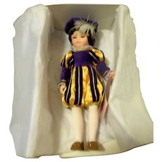 11 inch Madame Alexander Doll, Prince Charming mint in box