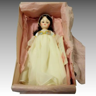 Vintage Madame Alexander Doll, Juliet-  11 inch tall mint in box