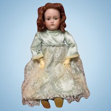 Beautiful 24 inch C M Bergman, Simon Halbig Doll