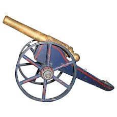 Schoenhut 16 inch Cannon  VERY NICE