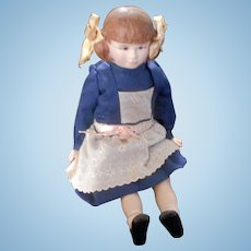 "1974 UFDC Souvenir Doll by Diana Crosby ""Little Miss Sunshine"""