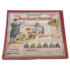 Schoenhut Big Game Hunter - LION
