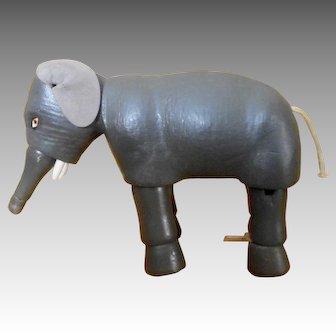 Schoenhut Humpty Dumpty Circus ELEPHANT  (Small Size)