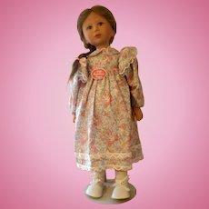 1986 Sonja Hartman Vinyl Doll Gretchen