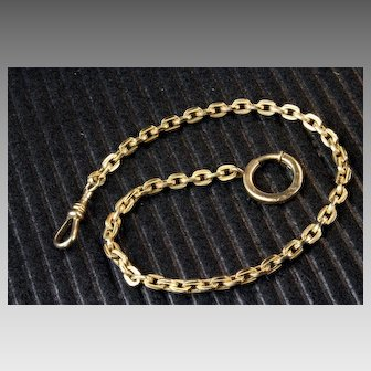 Simmons Brand Pocket Watch Chain