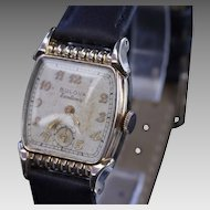 "1949 Bulova ""Excellency"", 10K Gold Filled, 21 Jewel Wrist Watch"