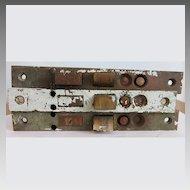 3 Vintage Russwin Door Mortise Mechanisms