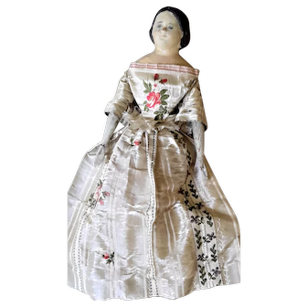 Antique Milliner's Doll (1850's)