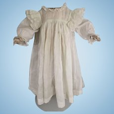 Nice Antique Dress for Large Doll