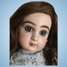 Absolutely Gorgeous Tete Jumeau Doll Size 9