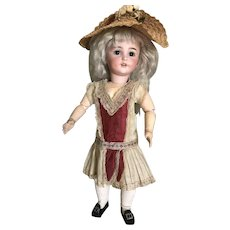 Antique Jumeau Factory Original Chemise for Small Doll