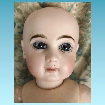 "Stunning Antique 16"" Jumeau EJ Doll Size 7"