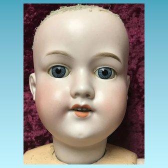 """Armand Marseille A. M. Doll w/ NICE Handwerck body 26"""""""