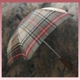 Tiny German Doll Umbrella