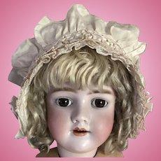 Bonnet for Large Antique Doll
