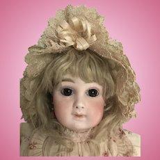 """BARGAIN Portrait Jumeau 14-1/2"""" Antique French  Doll"""