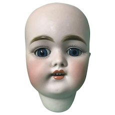 Antique Kestner 168 Doll Head and Partial Body
