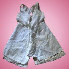 Cute Onesie Bloomers Underwear for Antique Doll