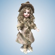 Sweet Dress for Bru Antique Doll