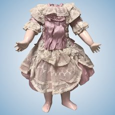 Beautiful Dress Antique Dolls Artist Made