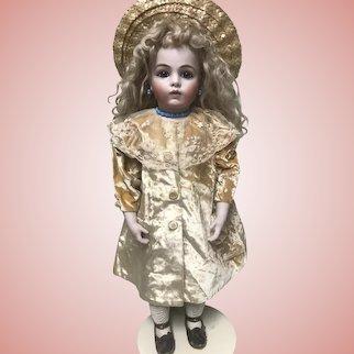 Sweet Velvet Coat for Jumeau Bru Steiner Doll