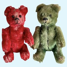 Holly and Jolly Sweet Christmas  Schuco Compact Bears
