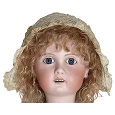 Cute Old Doll Baby Bonnet